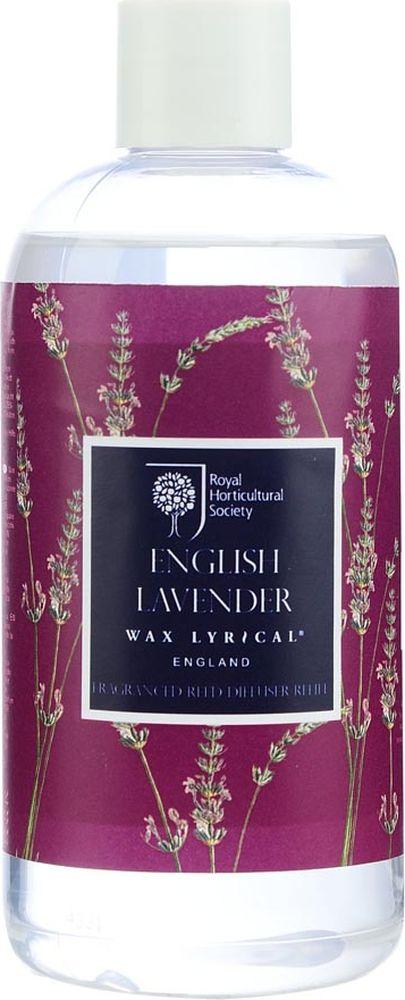 Наполнитель для ароматического диффузора Wax Lyrical Цветущая лавандаRH5510Классический английский аромат лаванды с тонкими нотками бергамота и полевой ромашки
