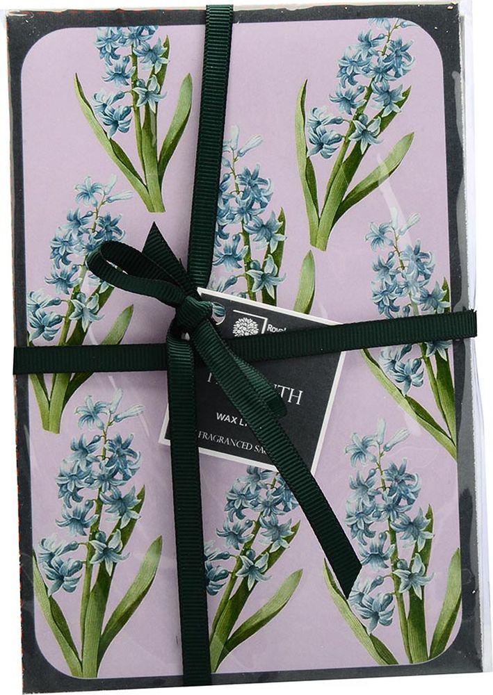 Саше Wax Lyrical Гиацинт, 2 штRH5648Саше ароматическое Гиацинт. Изумительный пьяняще-сладкий аромат гиацинта одним из первых «сообщает» о наступлении весны, наполняя воздух своим божественным запахом