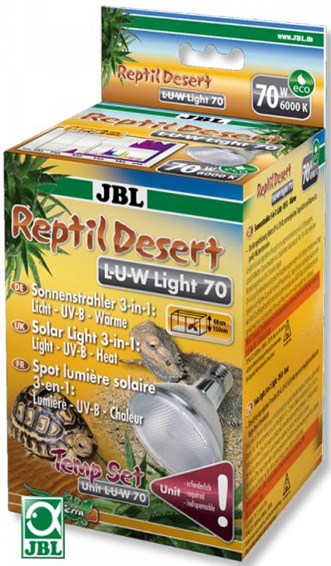 Лампа JBL ReptilDesert L-U-W Light 35W, металлогалогенная, для освещения и обогрева пустынных террариумов, 35 ВтJBL6187100JBL ReptilDesert L-U-W Light 35W - Металлогалогенная лампа для освещения и обогрева пустынных террариумов, 35 ватт