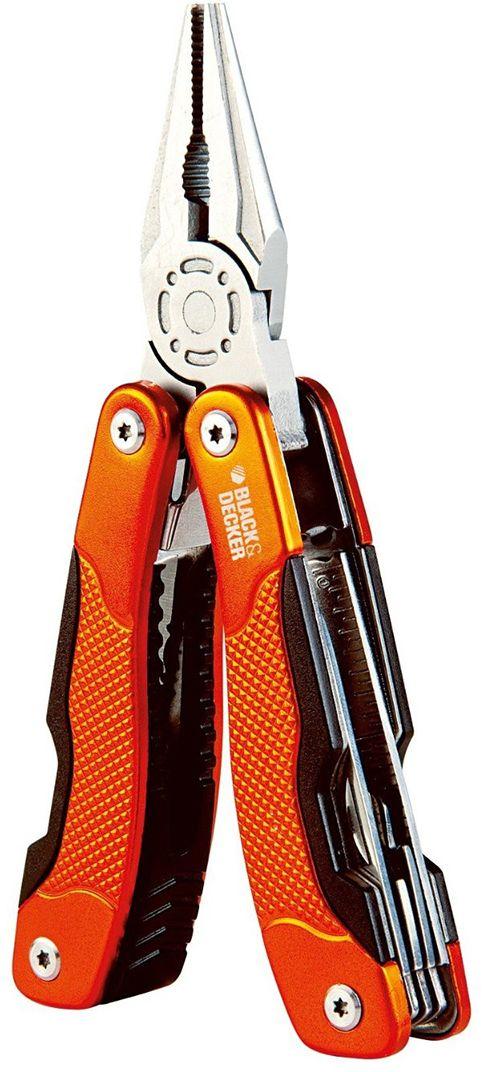 Мультитул Black & Decker, 12 функций, BDHT0-28110 нож мультитул wa 033bk