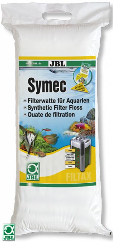 Синтепон тонкой очистки JBL Symec Filterwatte, 250 гJBL6231300Одноразовое волокно для аквариумных фильтров JBL Symec Filterwatte позволяет однократно быстро удалить помутнение в пресноводном и морском аквариуме. Фильтрует взвешенные водоросли, помутнение и частицы от 1/1000 мм, например, плавучую фазу ихтиофтириуса. Не выделяет загрязняющих веществ и волокон - полностью синтетический фильтрующий материал.Просто использовать: любое количество (подходящее для фильтра). Положите как последнюю ступень фильтра. Уберите материала через 12-24 часа (дабы предотвратить засорение фильтра). В комплекте: 1 одноразовый синтепон для аквариумного фильтра.