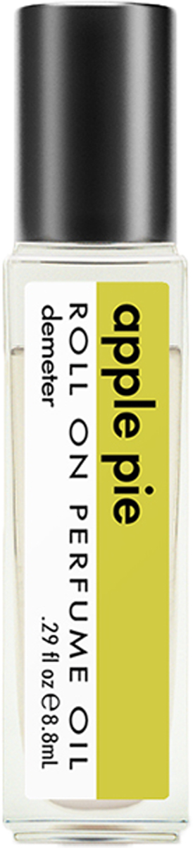 Demeter Fragrance Library Парфюмерное масло Яблочный пирог (Apple pie), 8,8 мл туалетная вода demeter fragrance library demeter fragrance library de788muiv858