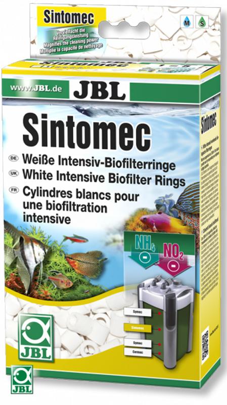 Кольца для биофильтрации JBL SintoMec 450 г гарнитура jbl e55bt белый jble55btwht