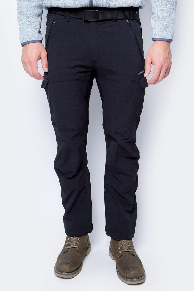 Брюки мужские Merrell Sinope, цвет: черный. A18AMRPAM03-99. Размер 48