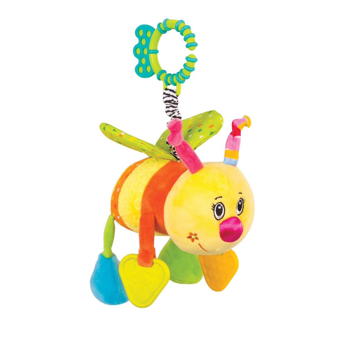 Happy Snail Игрушка-подвеска Пчелка Жу-жу arteast подвеска пчелка