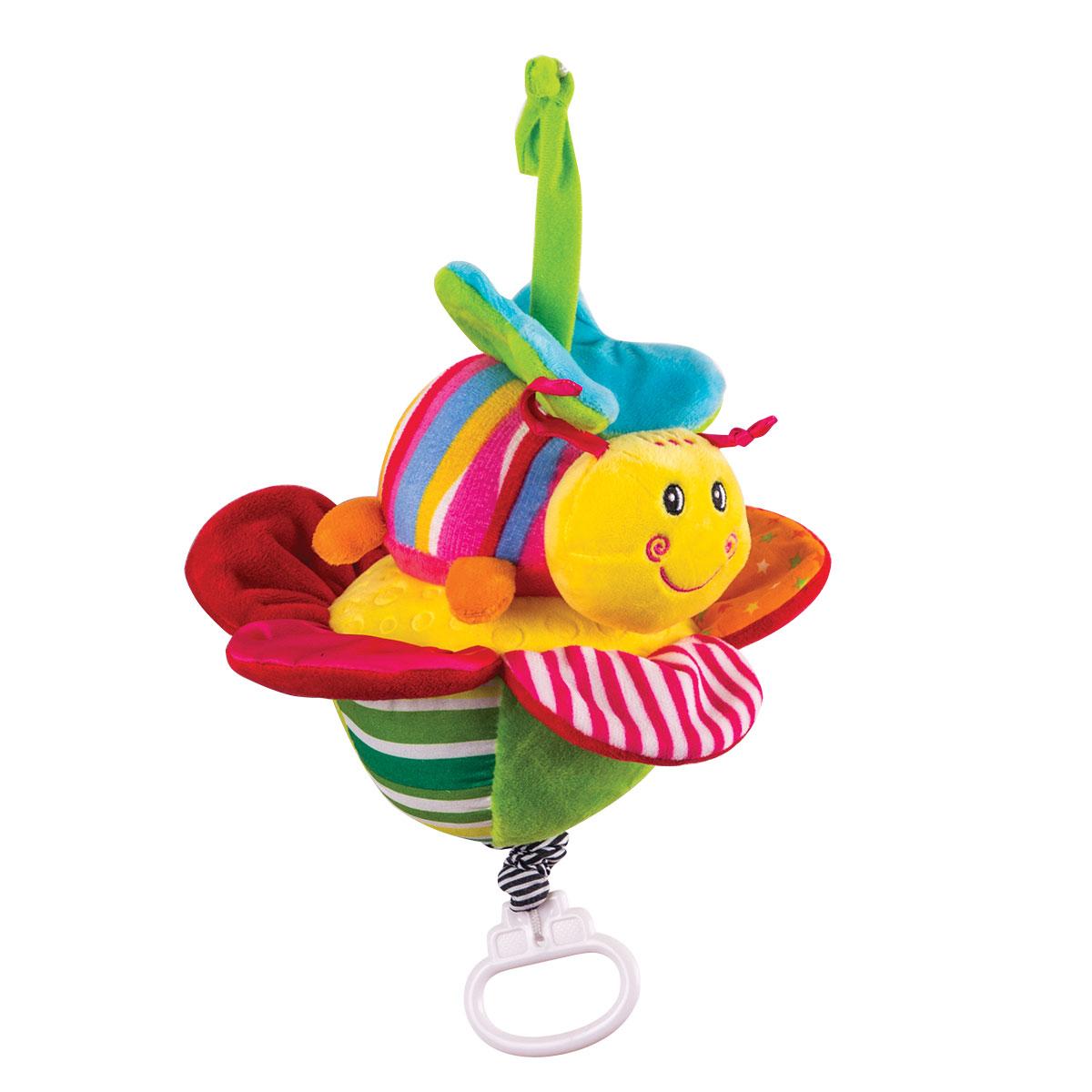 Happy Snail Музыкальный мобиль Весна - Игрушки для малышей