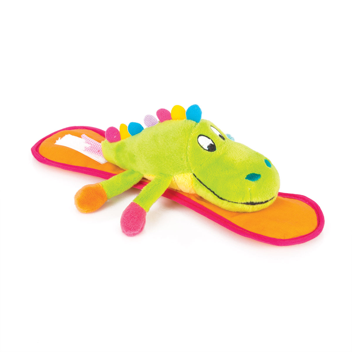 Happy Snail Развивающая игрушка Крокодил Кроко