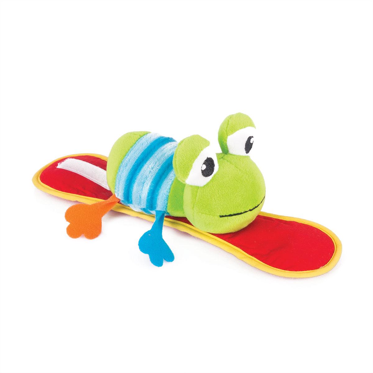 Happy Snail Развивающая игрушка Лягушонок Квака