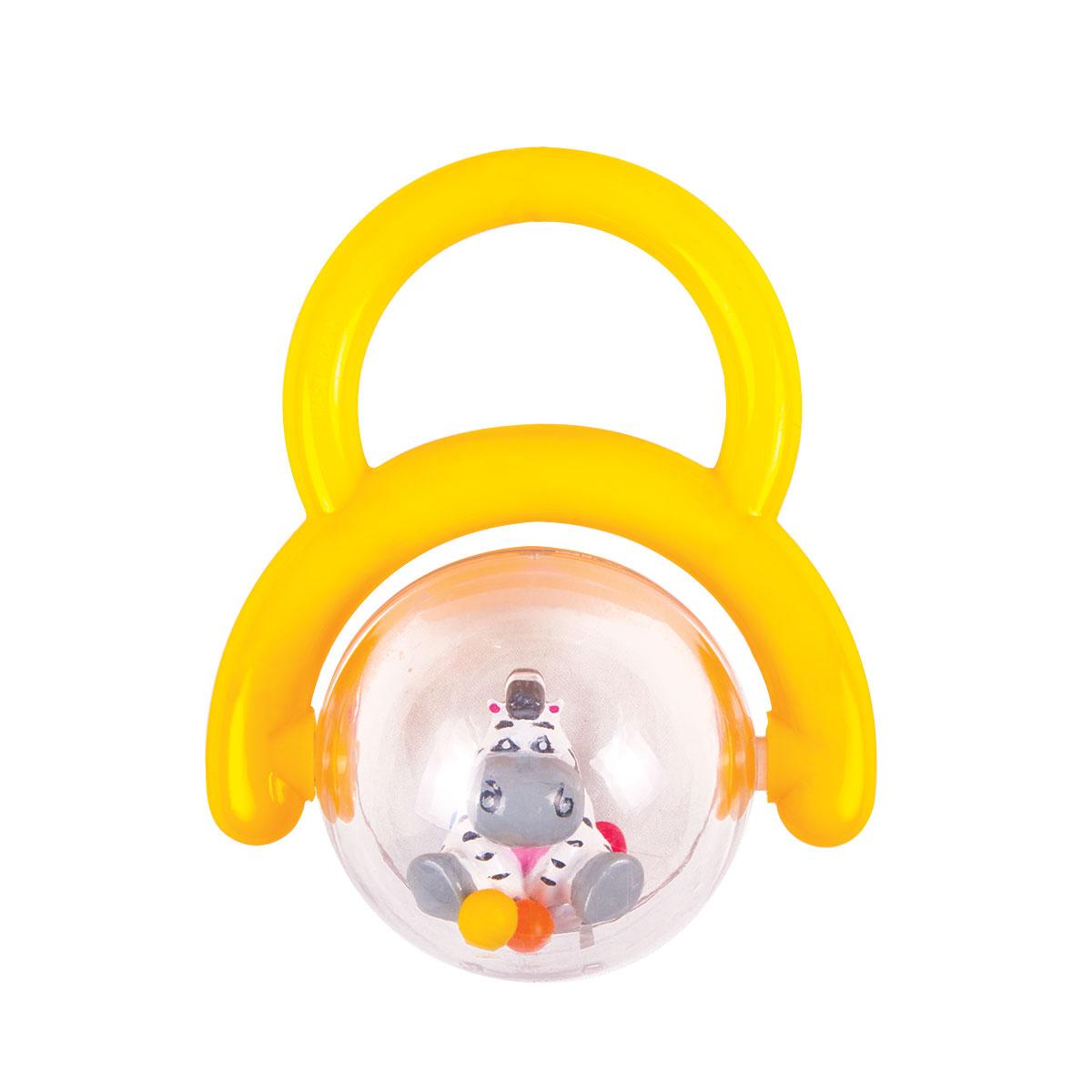 Happy Snail Погремушка с ручкой Зебра Фру-Фру golden snail 72v60v