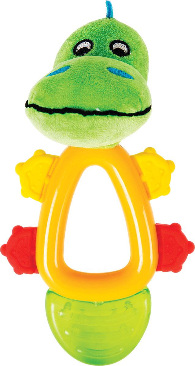 Happy Snail Игрушка-погремушка Кроко автомобильные ароматизаторы golden snail golden snail gs 6005 освежитель арома банк гель зеленый чай