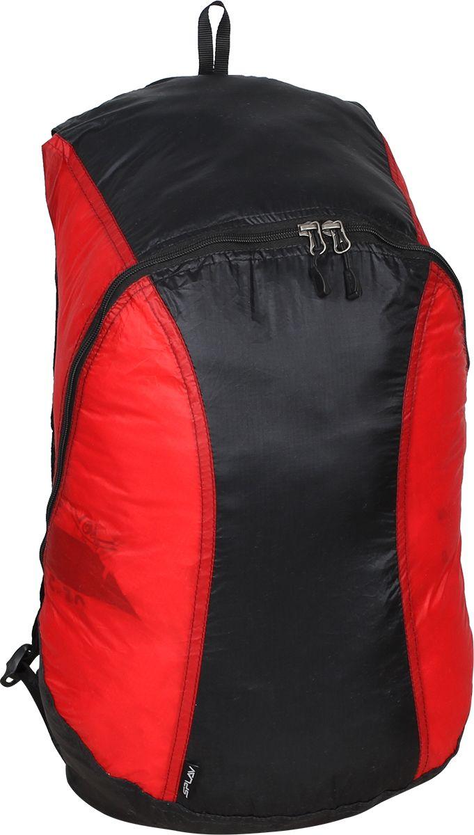 Рюкзак туристический Сплав Pocket Pack, цвет: черный, красный, 18 л5020748Сверхлегкий рюкзак на молнии Сплав Pocket Pack изготовлен из ткани силиконка. Идеален для сверхлегкого туризма, радиальных выходов, в качестве повседневного городского рюкзака.Модель сворачивается во вшитый компактный чехол.Ткань - силиконка, очень легкий нейлоновый силиконизированный материал, прошитый двойными швами.Основное отделение застегивается на двухзамковую молнию, на замках удобные ухватки.Элементы жесткости отсутствуют.Лямки выполнены с легкой регулировкой 10 мм стропой.Небольшая ручка для переноски выполнена из стропы.на верхней части спины с изнанки вшит простой чехол в виде мешка, утягивающегося шнуром на фиксаторе. Имеется петля из тесьмы для пристегивания чехла к снаряжению. Малые габариты позволяют переносить чехол в кармане одежды. Нагруженные участки усилены закрепками-зигзагами.Размеры рюкзака в наполненном состоянии (Ш х Т х В): 28 х 20 х 45 см.Размер рюкзака в свёрнутом виде (Ш х Т х В): 5 х 5 х 10,5 см.Объем: 18 л.Вес: 79 г.