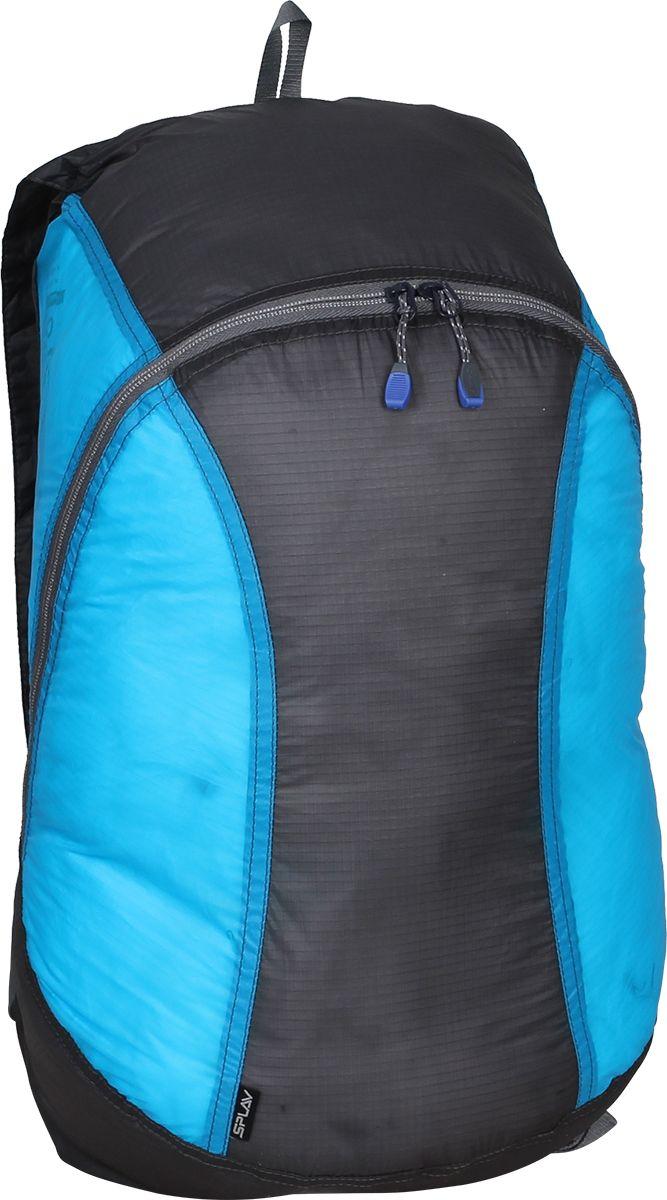 Рюкзак туристический Сплав Pocket Pack, цвет: темно-серый, синий, 18 л5020795Сверхлегкий рюкзак на молнии Сплав Pocket Pack изготовлен из ткани силиконка. Идеален для сверхлегкого туризма, радиальных выходов, в качестве повседневного городского рюкзака.Модель сворачивается во вшитый компактный чехол.Ткань - силиконка, очень легкий нейлоновый силиконизированный материал, прошитый двойными швами.Основное отделение застегивается на двухзамковую молнию, на замках удобные ухватки.Элементы жесткости отсутствуют.Лямки выполнены с легкой регулировкой 10 мм стропой.Небольшая ручка для переноски выполнена из стропы.на верхней части спины с изнанки вшит простой чехол в виде мешка, утягивающегося шнуром на фиксаторе. Имеется петля из тесьмы для пристегивания чехла к снаряжению. Малые габариты позволяют переносить чехол в кармане одежды. Нагруженные участки усилены закрепками-зигзагами.Размеры рюкзака в наполненном состоянии (Ш х Т х В): 28 х 20 х 45 см.Размер рюкзака в свёрнутом виде (Ш х Т х В): 5 х 5 х 10,5 см.Объем: 18 л.Вес: 79 г.