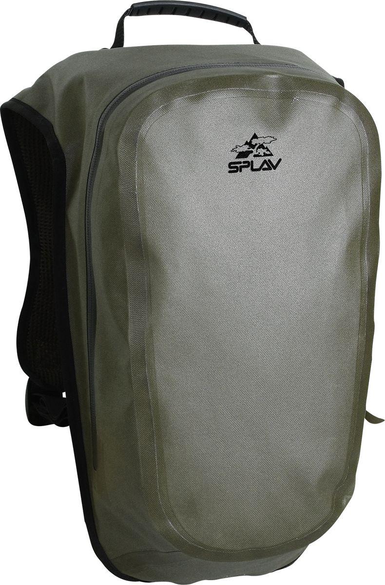 Рюкзак туристический Сплав  Rainway , цвет: оливковый, 10 л - Туристические рюкзаки
