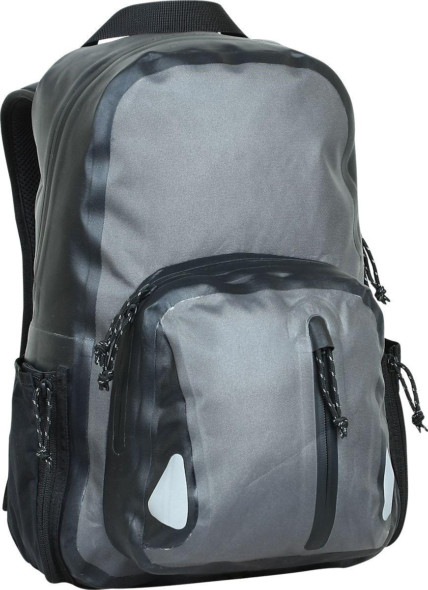 Рюкзак туристический Сплав  Trango , цвет: черный, серый, 15 л - Туристические рюкзаки