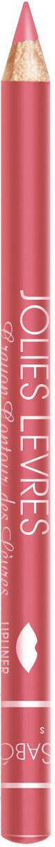 Vivienne Sabo Карандаш для губ Jolies Levres, тон 106, 0,9 гD215239106Приятно скользящая текстура карандаша позволяет очень легко очертить контур губ. Классические карандаши, обладающие насыщенным цветом, одним движением создают безупречно ровную линию. Универсальные цвета карандашей подходят по цвету к любой помаде и блеску. Даже не обладая навыками, можно создать безупречно ровную линию одним движением. Изюминка классического карандаша Jolies Levres для вас - легкая, комфортная текстура карандашей, создавая четкий контур, предотвращает растекание губной помады и блеска. Макияж губ при использовании карандаша выглядит профессионально и дольше держится. Корректирует форму губ, предотвращает растекание помады или блеска. Незаменимое средство в возрастном макияже.