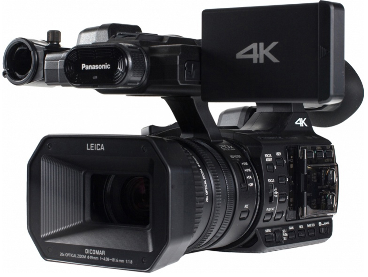 Panasonic HC-X1000, Black камкордерHC-X1000EE