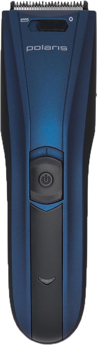 Polaris PHC 0502RC, Blue машинка для стрижки волос - Машинки для стрижки