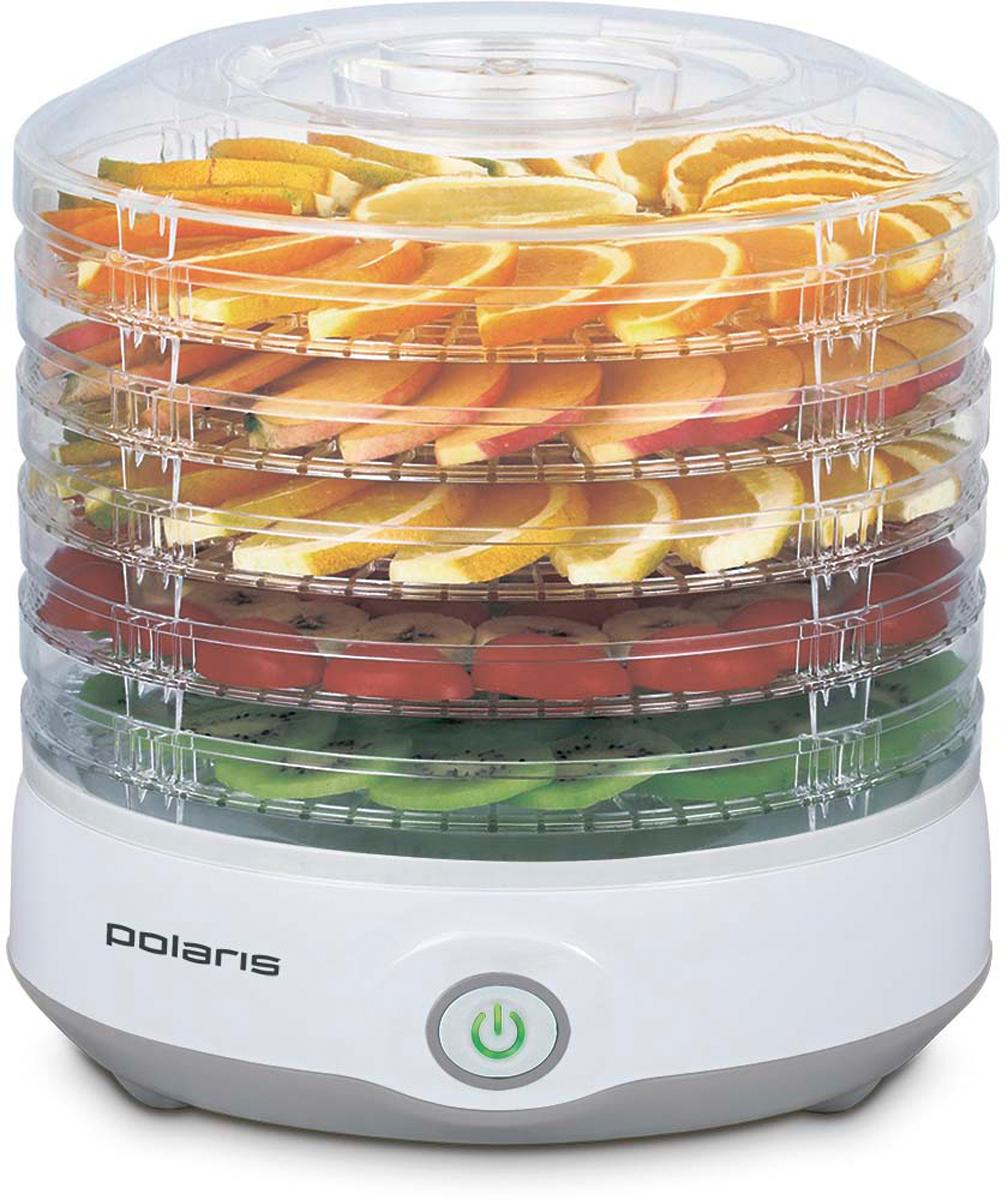 Polaris PFD 0705 сушилка для овощей и фруктов - Стиральные машины и сушильные аппараты