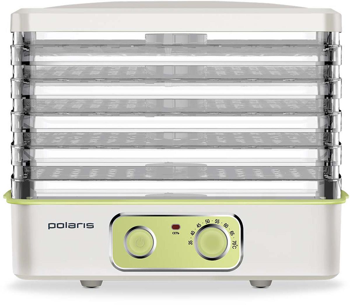 Polaris PFD 1005 сушилка для овощей и фруктов - Стиральные машины и сушильные аппараты