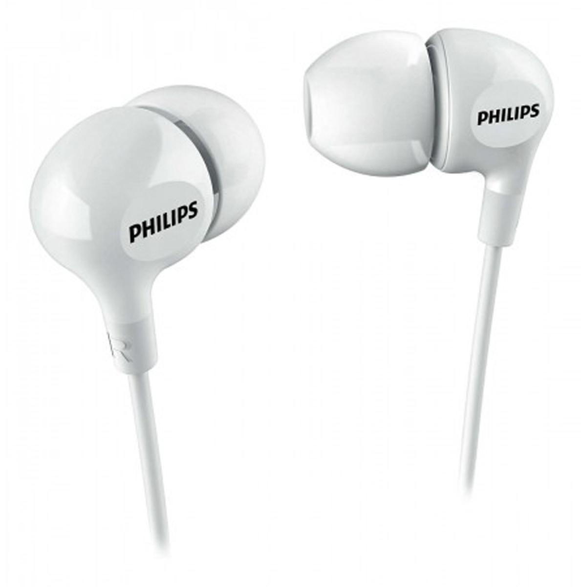 Philips SHE3550, White наушники - Наушники