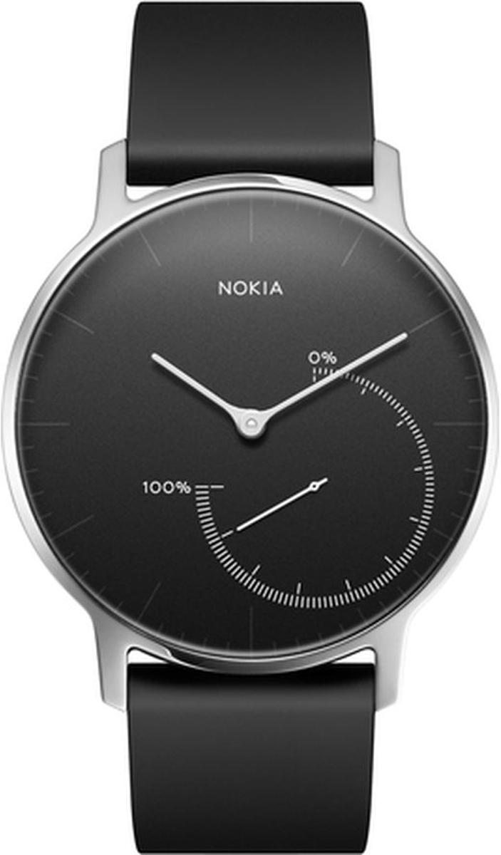 Nokia Steel, Black фитнес-трекер - Бег