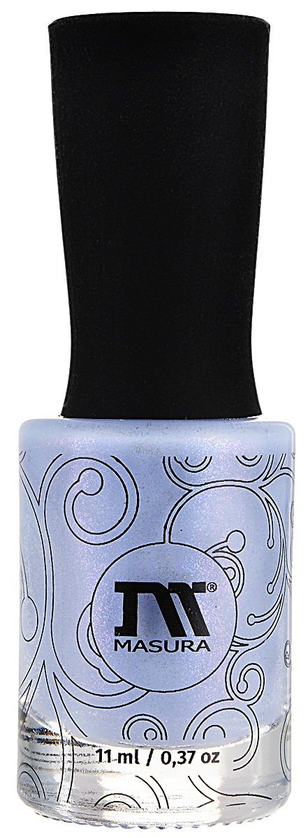Masura Лак для ногтей О Чем Шепчет Незабудка, 11 млNY128Бледно-васильковый срозово-голубым микрошиммером, плотныйКак ухаживать за ногтями: советы эксперта. Статья OZON Гид