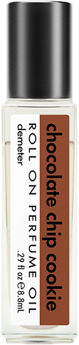 Demeter Fragrance Library Парфюмерное масло Шоколадные печеньки (Chocolate Chip Cookie), 8,8 мл туалетная вода demeter fragrance library demeter fragrance library de788mwlh549