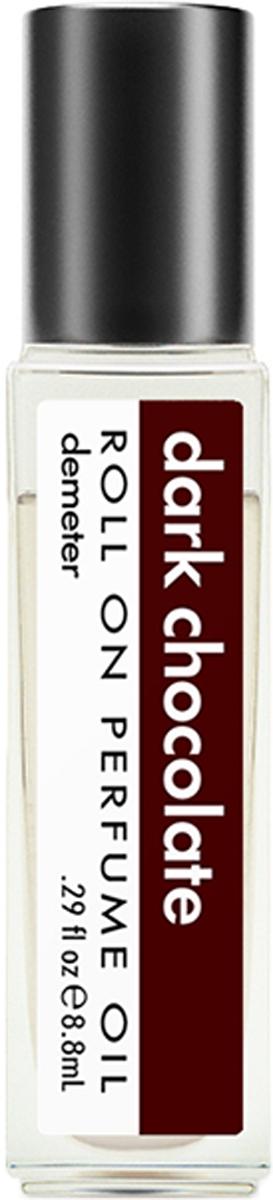 Demeter Fragrance Library Парфюмерное масло Темный шоколад (Dark chocolate), 8,8 млF067422009Темная сторона, темный попутчик, темная лошадка, темный рыцарь… обычно все темное — это обязательно что-то опасное, злое и неприятное. Ответственно заявляем, что наш Темный шоколад это крайне светлый и приятный аромат, который в отличие от молочного шоколада, никогда не навредит фигуре и создаст вокруг вас умопомрачительное облако из настоящего горького шоколада. Способ применения: Нанести на сухую, чистую кожу. На точки пульса.Парфюмерные масла - это концентрат, в состав которого входят только натуральные ароматические вещества. Парфюмерные масла, состоящие из масляной основы и сбалансированной парфюмерной композиции, обеспечивают стойкость аромата, поэтому запах держится очень долго. Отсутствие спирта делает ароматы менее летучими, не вызывает аллергической реакции и не высушивает кожу. Они не испаряются с кожи, а постепенно впитываются в нее.Товар сертифицирован.
