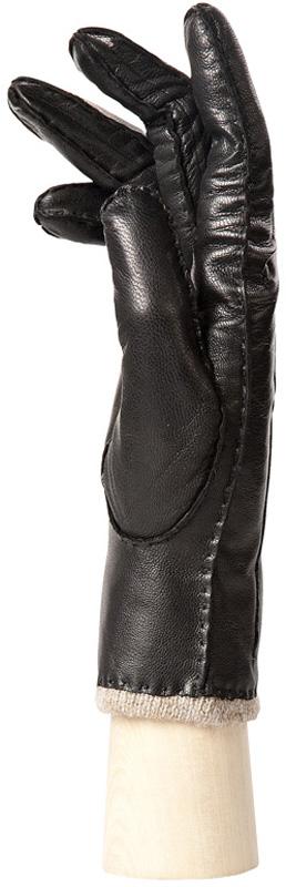 Перчатки женские Labbra, цвет: черный. LB-0013-s. Размер 7,5