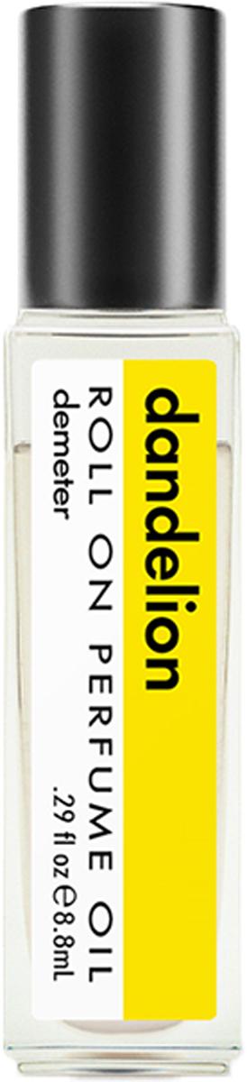 Demeter Fragrance Library Парфюмерное масло Одуванчик (Dandelion), 8,8 млDM21178Носит одуванчик желтый сарафанчик. Подрастет, нарядится. В беленькое платьице.Легкое, воздушное. Ветерку послушное.Наверняка вы слышали, что одуванчик - это сорняк и ни на что, кроме белых парашютиков он не годится. Однако это не так! Одуванчик это и варенье, и целебный корень, и мед, и косметика, но и еще прекрасные духи от Demeter. Аромат Одуванчик - это запах лета, солнца, полевых цветов и воспоминаний о детстве. Ну, и, как говорится: Одуванчики-одуванчики, любят девочки, любят мальчики. Аромат - унисекс. Способ применения: нанести на сухую, чистую кожу. На точки пульса.Парфюмерные масла - это концентрат, в состав которого входят только натуральные ароматические вещества. Парфюмерные масла, состоящие из масляной основы и сбалансированной парфюмерной композиции, обеспечивают стойкость аромата, поэтому запах держится очень долго. Отсутствие спирта делает ароматы менее летучими, не вызывает аллергической реакции и не высушивает кожу. Они не испаряются с кожи, а постепенно впитываются в нее.Товар сертифицирован.