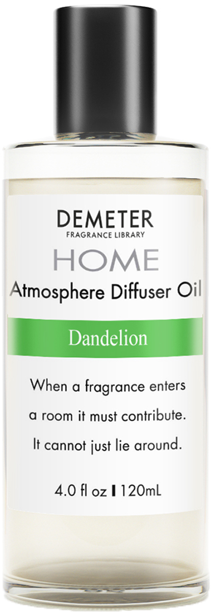 Demeter Аромат для дома Одуванчик (Dandelion), 120 мл парфюм для тела с ароматом апельсинового эскимо demeter demeter апельсиновое эскимо
