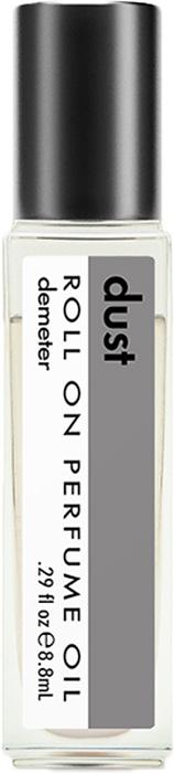 Demeter Fragrance Library Парфюмерное масло Пыль (Dust), 8,8 млDM21478Пыль окружает нас везде, в том числе и дома: все когда-нибудь делали уборку. Но эту пыль, во флакончике, не нужно никуда убирать, потому что она - яркий представитель странных и абсурдных ароматов наравне с Землей.Способ применения: нанести на сухую, чистую кожу. На точки пульса.Парфюмерные масла - это концентрат, в состав которого входят только натуральные ароматические вещества. Парфюмерные масла, состоящие из масляной основы и сбалансированной парфюмерной композиции, обеспечивают стойкость аромата, поэтому запах держится очень долго. Отсутствие спирта делает ароматы менее летучими, не вызывает аллергической реакции и не высушивает кожу. Они не испаряются с кожи, а постепенно впитываются в нее.Товар сертифицирован.