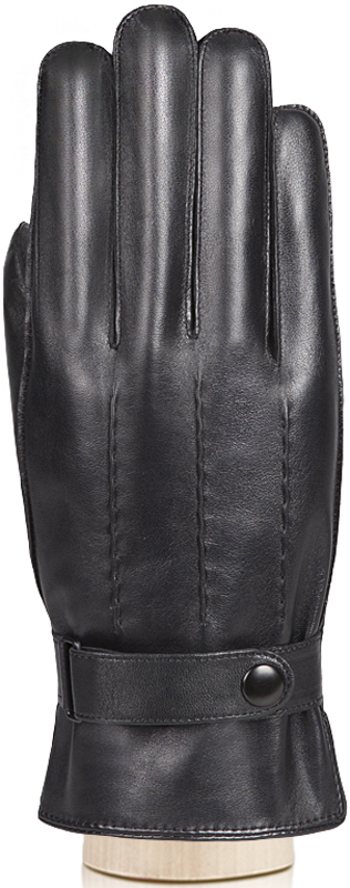 Перчатки мужские Labbra, цвет: черный. LB-6004. Размер 8