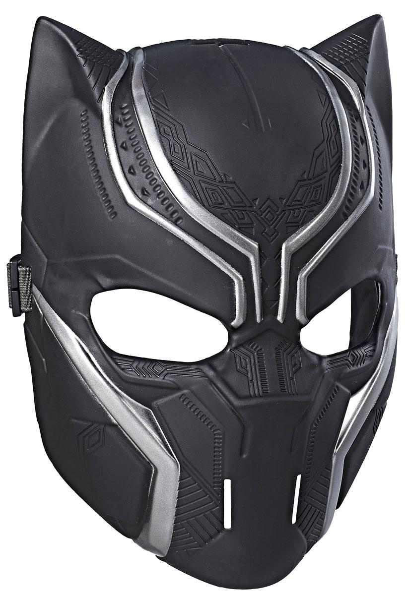 Avengers Маска Мстителя Черная Пантера -  Маски карнавальные