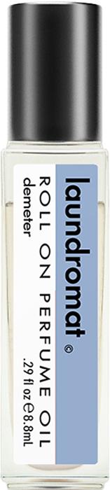 Demeter Fragrance Library Парфюмерное масло Прачечная (Laundromat), 8,8 млDM22178Самый свежий и самый чистый аромат, который можно себе представить. Это один из самых успокаивающих и мягких запахов в Библиотеке Demeter.Способ применения: нанести на сухую, чистую кожу. На точки пульса.Парфюмерные масла - это концентрат, в состав которого входят только натуральные ароматические вещества. Парфюмерные масла, состоящие из масляной основы и сбалансированной парфюмерной композиции, обеспечивают стойкость аромата, поэтому запах держится очень долго. Отсутствие спирта делает ароматы менее летучими, не вызывает аллергической реакции и не высушивает кожу. Они не испаряются с кожи, а постепенно впитываются в нее.Товар сертифицирован.