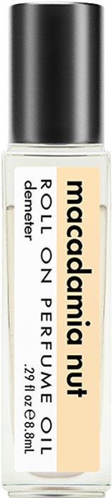 Demeter Fragrance Library Парфюмерное масло Орех макадамия (Macadamia nut), 8,8 мл