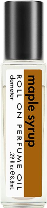 Demeter Fragrance Library Парфюмерное масло Кленовый сироп (Maple syrup), 8,8 млL1155600Сбор кленового сиропа обычно производится с конца февраля по конец апреля. Но в марте кленовый сироп получается особенно вкусным. И именно он - мартовский кленовый сироп - попал в флаконы с Maple Syrup. Кроме того, в композицию была добавлена ваниль, что придало аромату особенную женственность и пикантность. Способ применения: нанести на сухую, чистую кожу. На точки пульса.Парфюмерные масла - это концентрат, в состав которого входят только натуральные ароматические вещества. Парфюмерные масла, состоящие из масляной основы и сбалансированной парфюмерной композиции, обеспечивают стойкость аромата, поэтому запах держится очень долго. Отсутствие спирта делает ароматы менее летучими, не вызывает аллергической реакции и не высушивает кожу. Они не испаряются с кожи, а постепенно впитываются в нее.Товар сертифицирован.