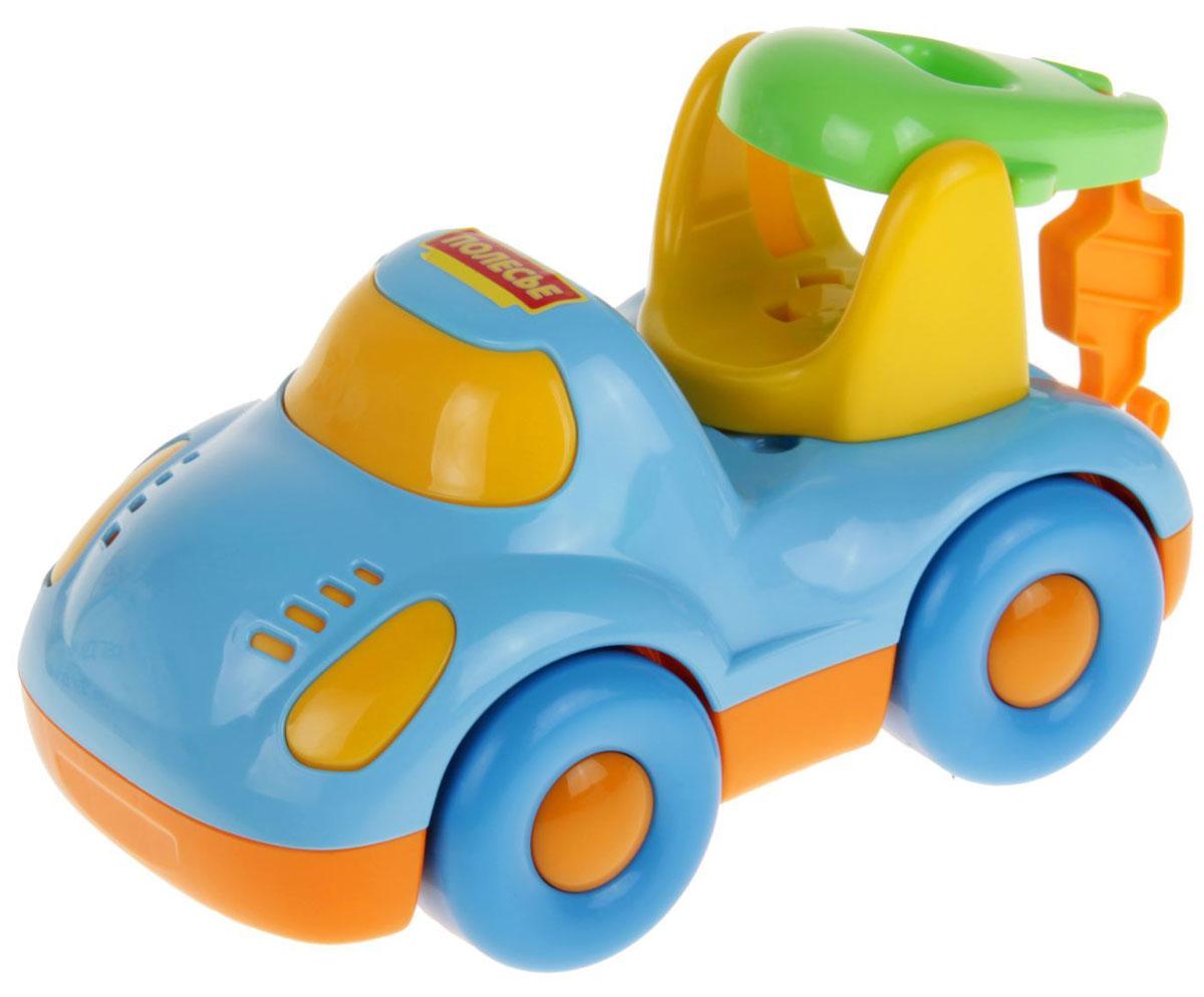 Полесье Эвакуатор Дружок полесье полесье игровой набор mammoet volvo автомобиль эвакуатор конструктор 36 элементов