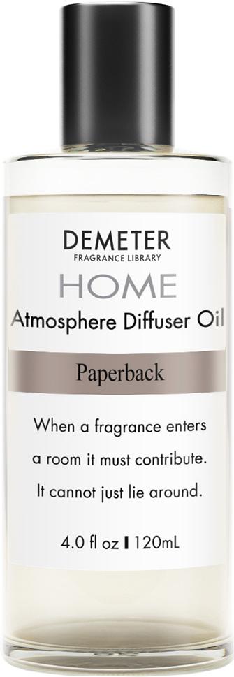Demeter Аромат для дома Книжный переплет (Paperback), 120 мл парфюм для ухода за телом с ароматом кленового сиропа demeter demeter кленовый сироп
