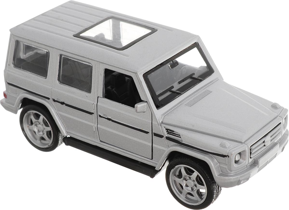 ТехноПарк Модель автомобиля Джип цвет серебристый