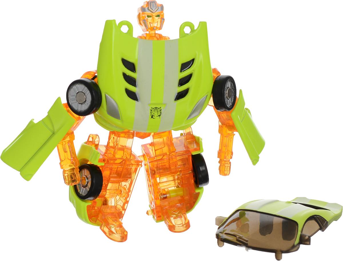 Yako Робот трансформер цвет салатовый Y3686095-2 хочу машину вторые руки