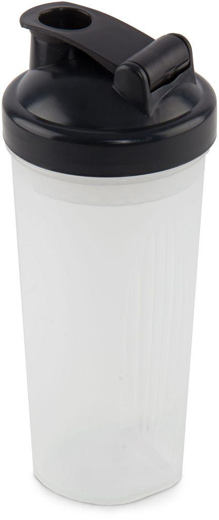 Шейкер Harper Gym, цвет: прозрачный, 700 мл333367Размер: 9,5 х 22 см. Материал: полипропилен. Дополнительно: подходит для использования в микроволновой печи. Размешивание с помощью сетки.