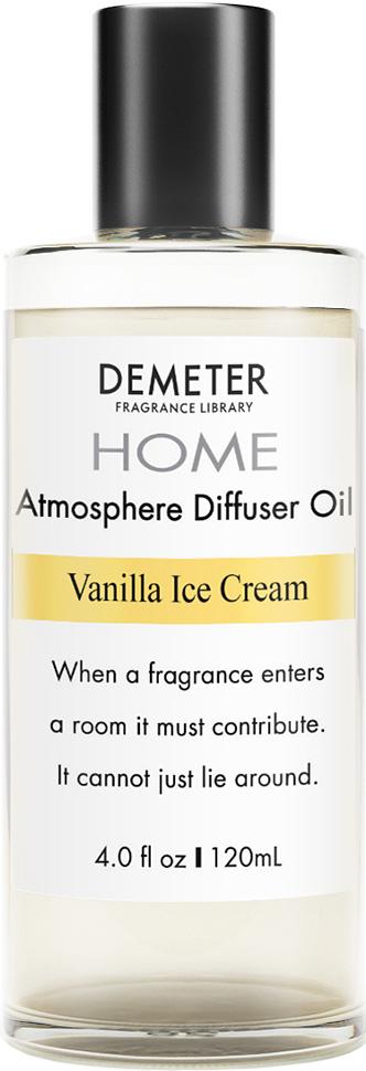 Demeter Аромат для дома Ванильное мороженое (Vanilla Ice Cream), 120 мл парфюм для ухода за телом с ароматом кленового сиропа demeter demeter кленовый сироп