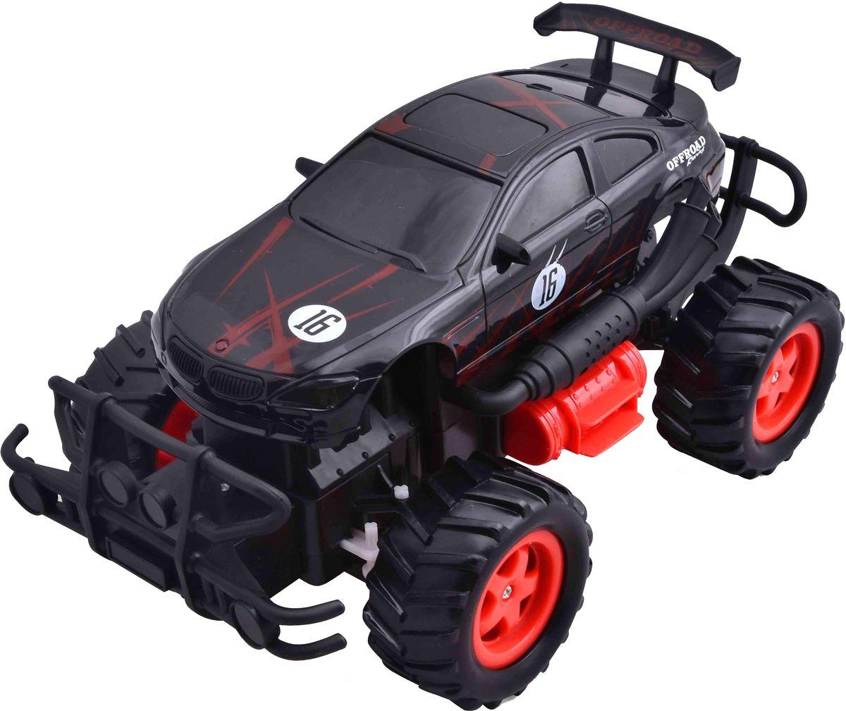 Pilotage Внедорожник на радиоуправлении OffRoader цвет черный - Радиоуправляемые игрушки