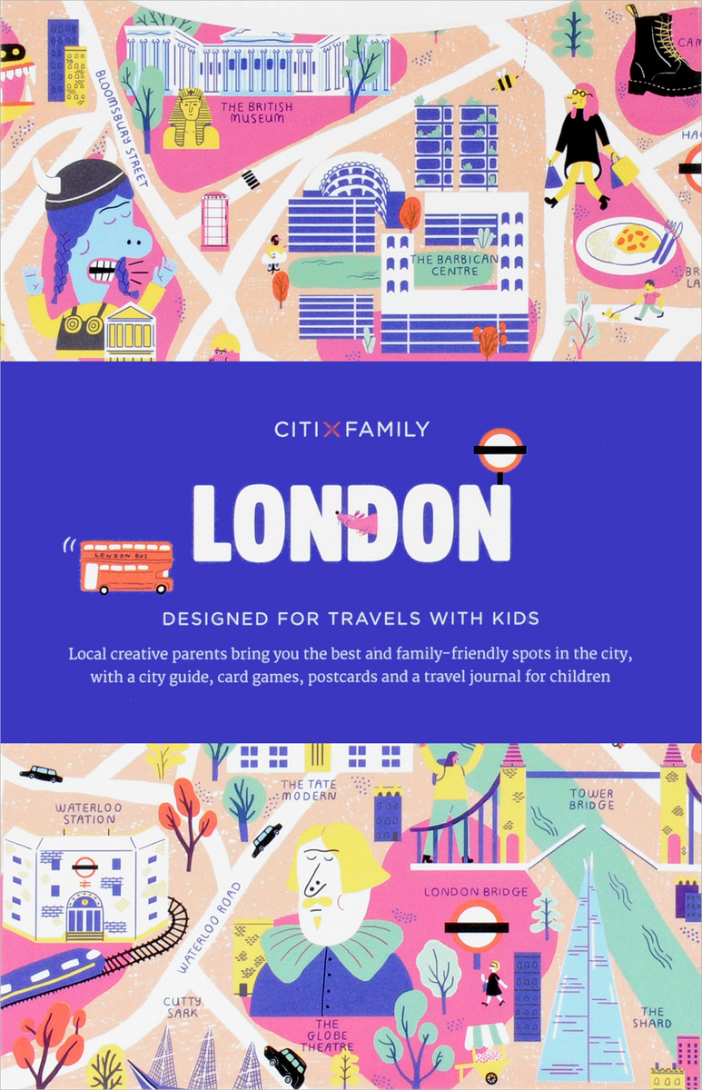 London: CITIxFamily City Guides leyland s a curious guide to london tales of a city