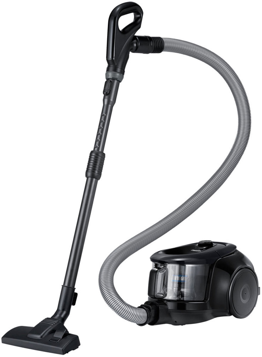 Samsung VC18M21D0VG, Black пылесос