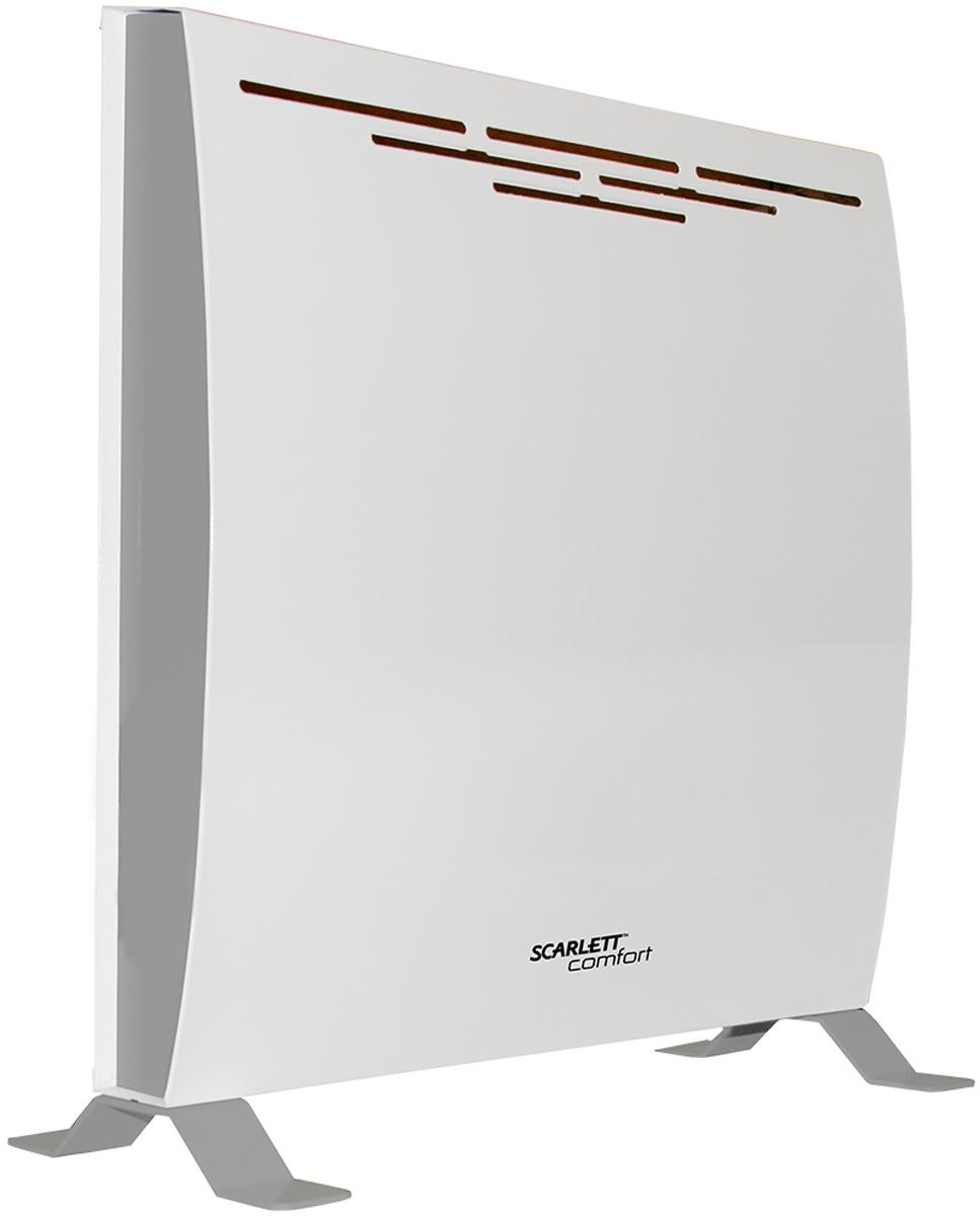 Scarlett SCA H VER14 1500 конвектор электрический электрический конвектор ver14 1500вт scarlett comfort sca h ver14 1500