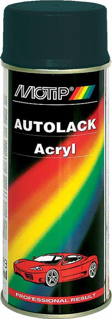 """Эмаль акриловая Motip """"Lada"""", цвет: балтика (420), 400 мл"""