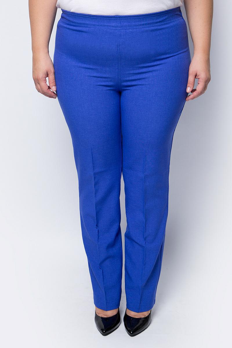 Брюки женские Fill Омега, цвет: индиго. ФИЛ-Омега035. Размер 56 женские брюки лэйт темный размер 56