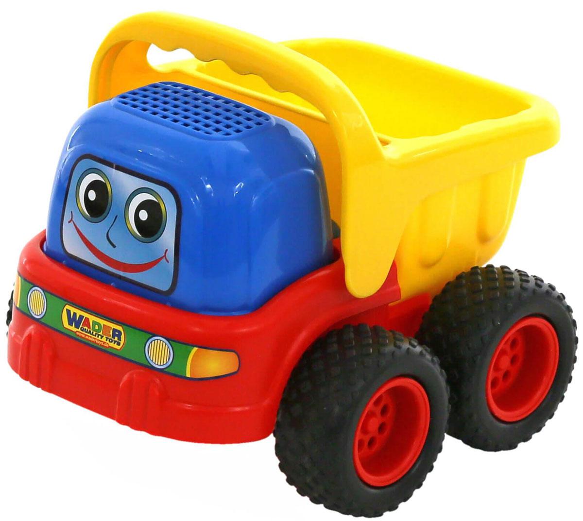 Полесье Самосвал Чип-макси машинка детская полесье полесье автомобиль самосвал супергигант